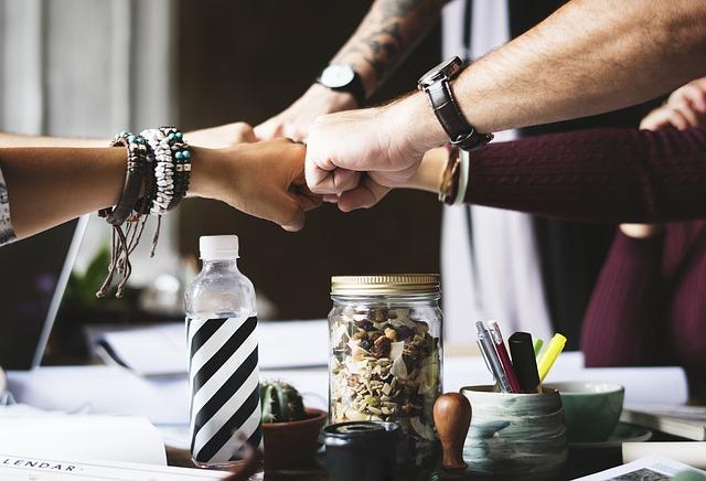 úspěšná spolupráce