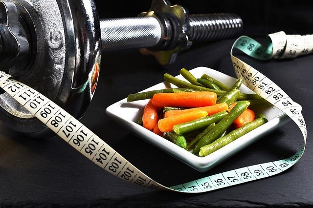 činka a zelenina