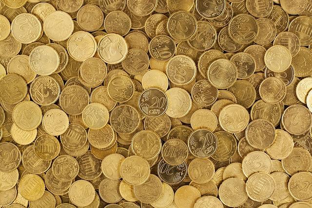 rozsypané centy