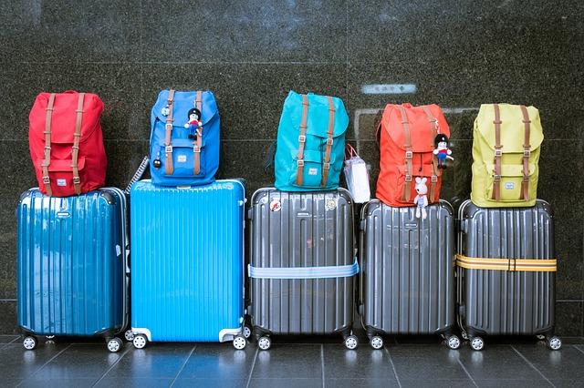 zavazadla – stěhování