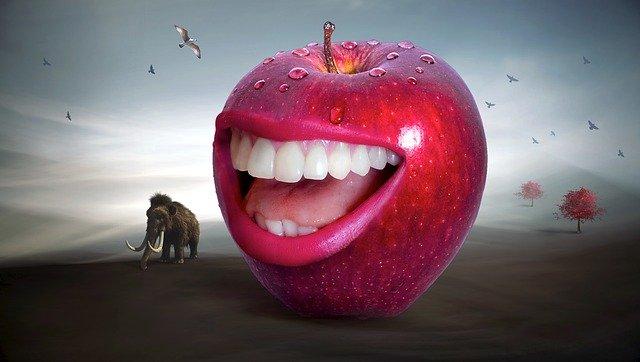 zuby jako naše vizitka